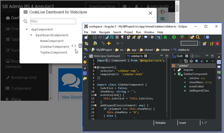Webclipse: ¿el IDE definitivo para que los Javeros